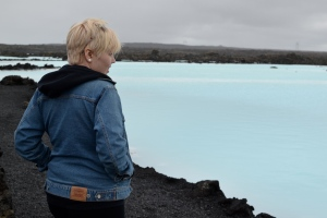 Iceland Fun with sister