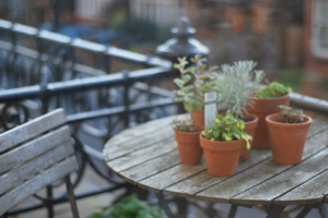 Snapshot of my balcony, 52 mm